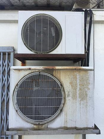 Aircon Chemical Overhaul Singapore